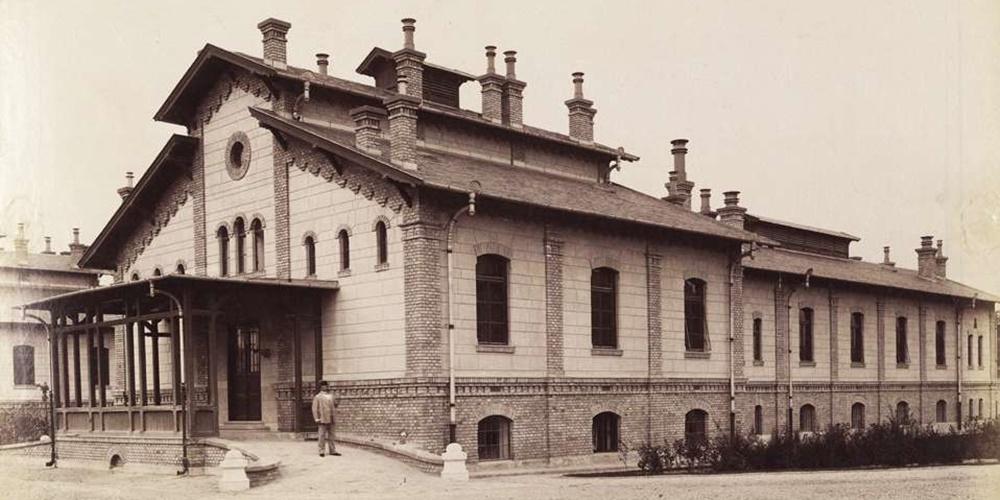 A Szent László Járványkórház
