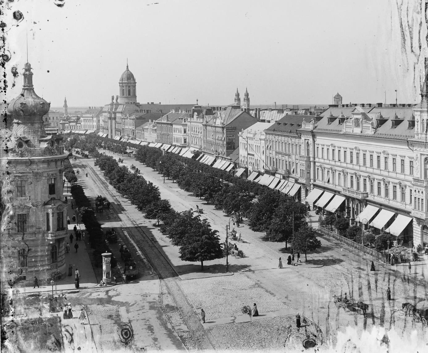 Arad 1904-ben