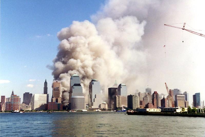 A tornyok összeomlása után