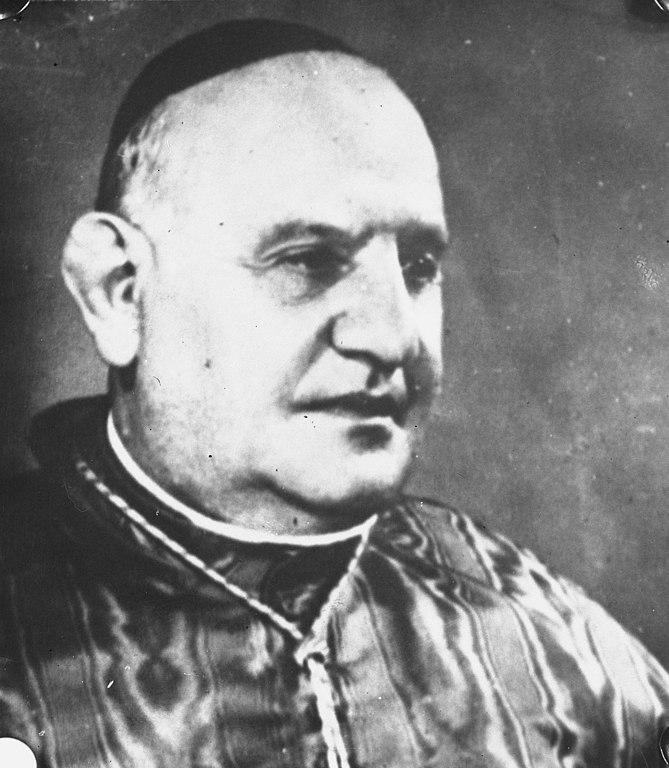 a későbbi XXIII. János (1958–1963) vagyis Angelo Giuseppe Roncalli 1912-ben is megfordult Magyarországon