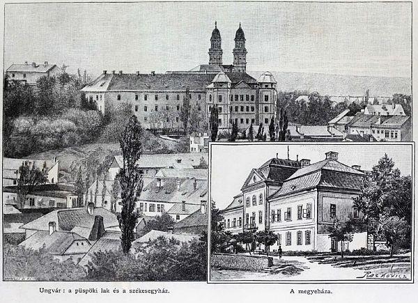 Roskovics Ignác: Ungvár (Az Osztrák-Magyar Monarchia írásban és képben. XX. kötet)