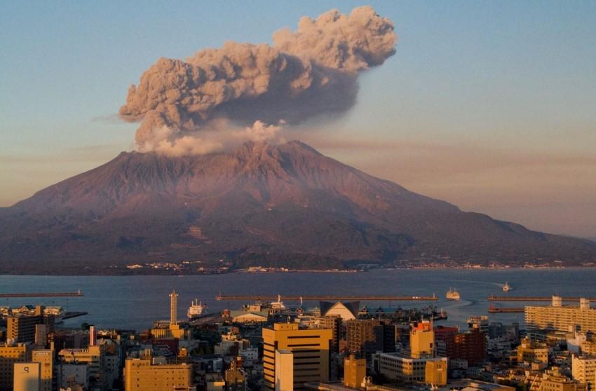 Sakurajima (Japán)