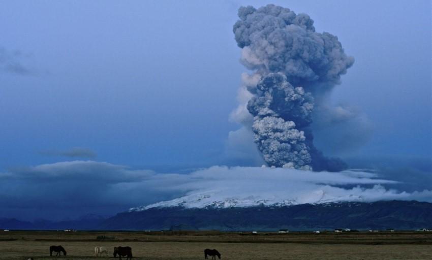Eyjafjallajökull (Izland)